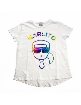 T-SHIRT KARL LAME'