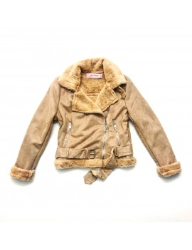 GIUBBOTTO MAVERICK SHEEPSKIN