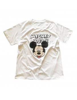 T-shirt micky cotone