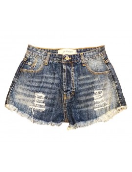 SHORT STRAUSS DENIM
