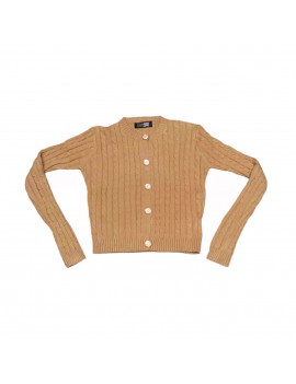 CARDIGAN BELLE WOOL