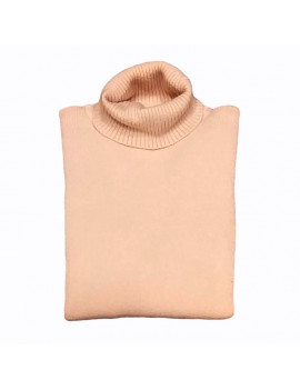 PULL FAMOUS WOOL ROSA