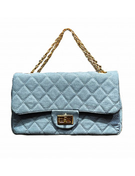 BAG AMANDA DENIM SKY