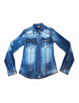 CAMICIA LADY DENIM