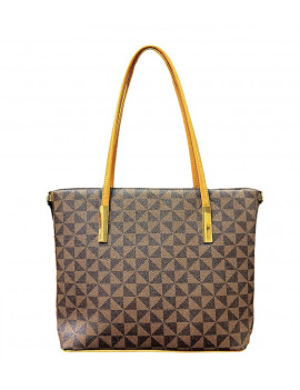 BAG MONOGRAM BROWN  MEDIUM