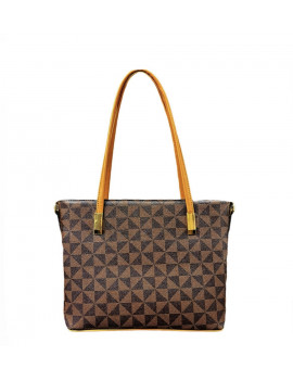 BAG MONOGRAM BROWN  SMALL
