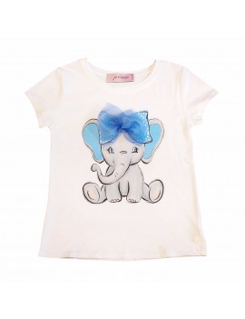 T-SHIRT DUMBO WHITE