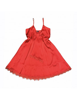 ABITO BABY-DOLL RED